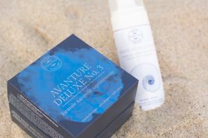 blue Mauritius Avanture cream