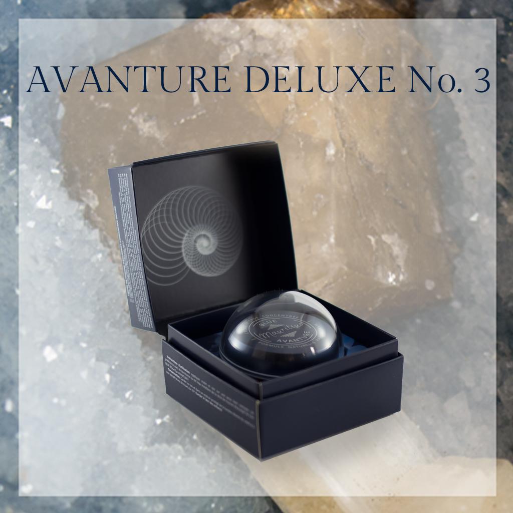 snail mucus skin care Avanture Deluxe No.3